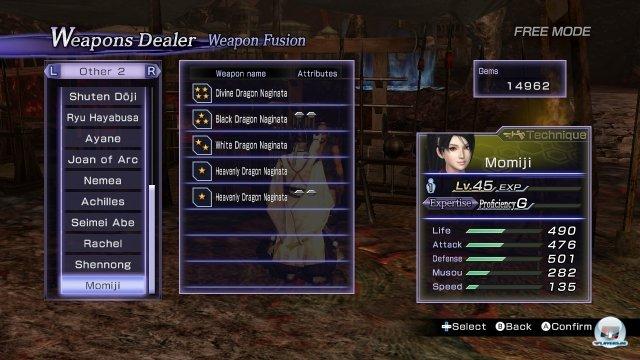 Screenshot - Warriors Orochi 3 (Wii_U)