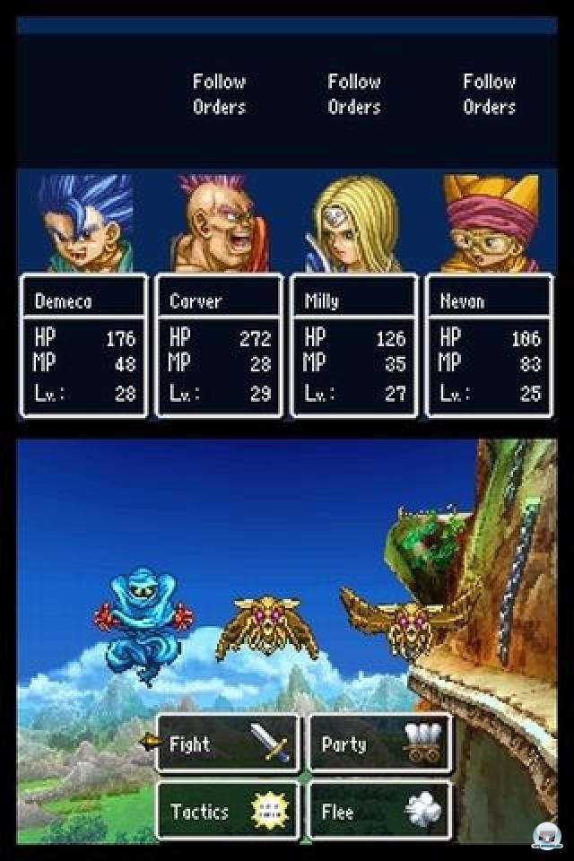 Screenshot - Dragon Quest VI: Wandler zwischen den Welten (NDS) 2216809