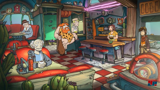 Screenshot - Deponia Doomsday (Linux) 92522011