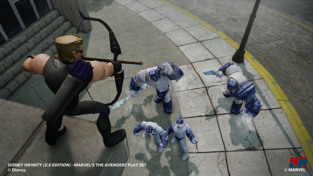 Screenshot - Disney Infinity 2.0: Marvel Super Heroes (PlayStation4) 92490768