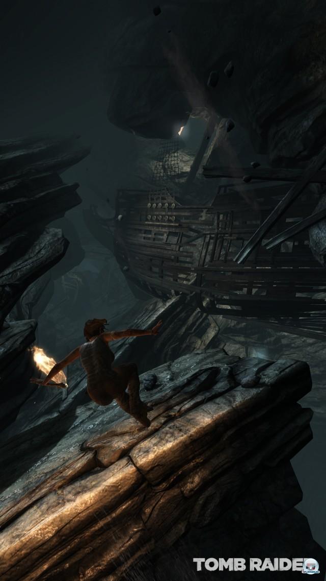 Screenshot - Tomb Raider (360) 2229249