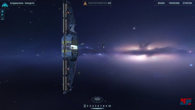 Screenshot - Homeworld Remastered Collection (PC)