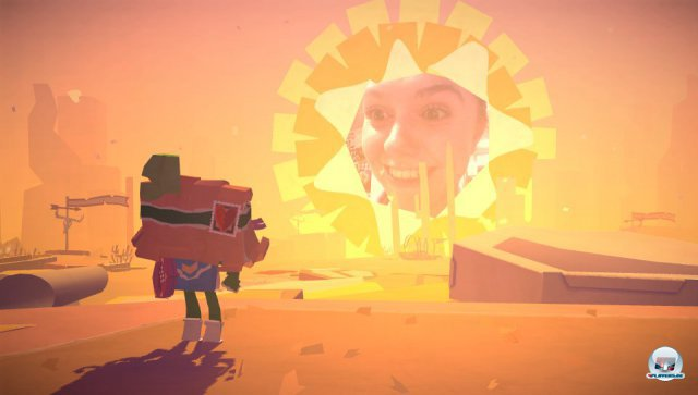 Screenshot - Tearaway (PS_Vita) 92472694