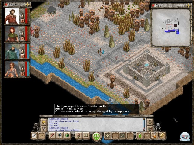 Screenshot - Avernum: Escape from the Pit (PC) 2242327