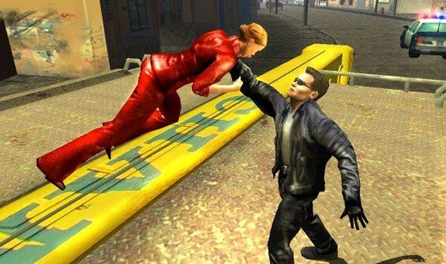 Terminator 3: Rebellion der Maschinen (2003)<br><br>Wie gesagt gibt es kaum gute Spiele zu Schwarzenegger-Filmen - die Terminator-Umsetzungen zählen definitiv nicht dazu! Schon mit den diversen Versionen der ersten beiden Filme wurden Spielern schwere seelische Schäden zugefügt, aber das offizielle Game zum dritten Teil, unter Atari-Flagge veröffentlicht, würde auch die emotionsloseste Maschine laut schluchzen lassen: Ein bugverseuchtes Shooter-Prügel-Irgendwas, bei dem das Bonusmaterial weitaus interessanter war als das eigentliche Spiel. GameCube-Besitzer hatten es gut - die Umsetzung für den Würfel wurde mitten in der Entwicklung gestoppt. 1723565