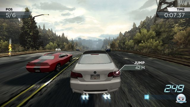 Screenshot - Need for Speed: Most Wanted (iPhone) 92418232