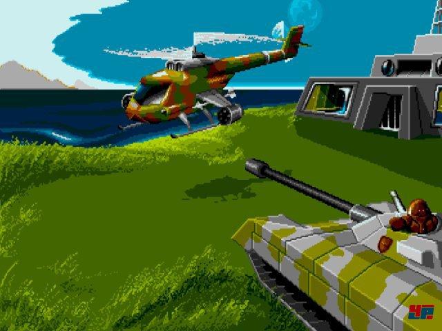 Screenshot - Battle Isle (Oldie) (PC) 92474849