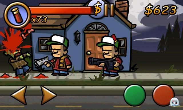 Screenshot - Zombieville USA (Android) 2243252