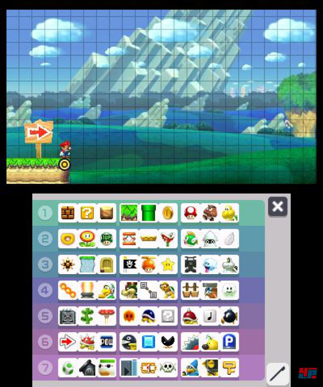 Screenshot - Super Mario Maker (3DS) 92537095