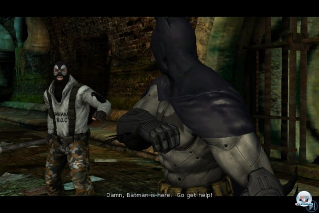 Screenshot - Batman: Arkham City Lockdown (iPhone) 2298377