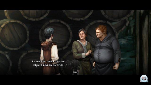 Screenshot - Das Schwarze Auge: Satinavs Ketten (PC) 2319232