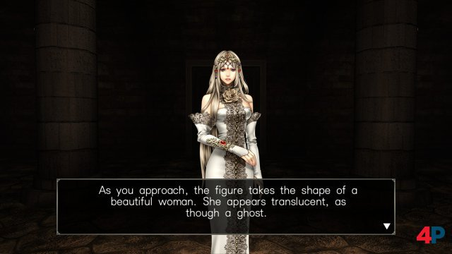 Screenshot - Wizardry: Labyrinth of Lost Souls (PC)