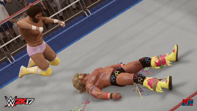 Screenshot - WWE 2K17 (PC) 92540363