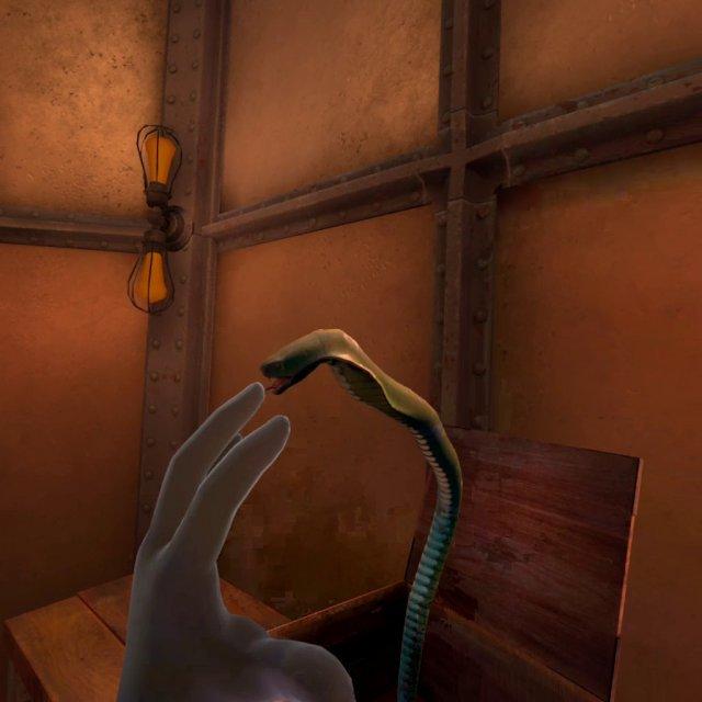 Screenshot - Myst (Remake) (OculusQuest, PC, VirtualReality) 92632246