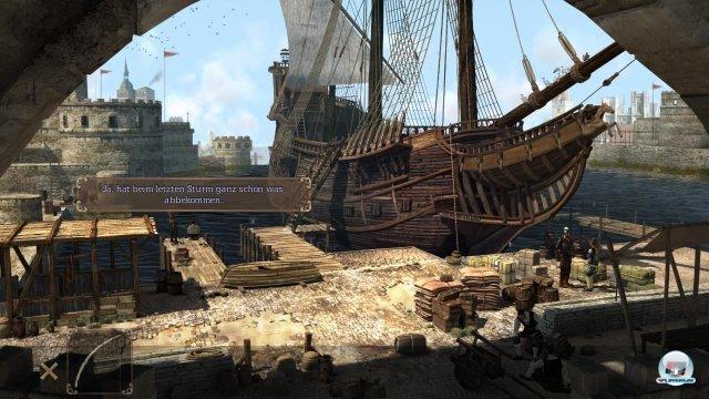 Screenshot - The Lost Chronicles of Zerzura (PC)