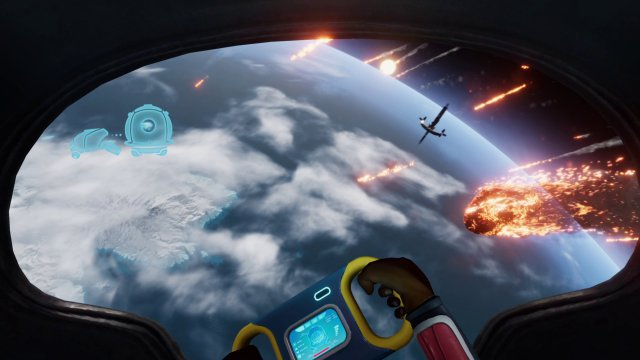 Nach der Flucht durch den Meteoritenhagel muss für ungestörte Ermittlungen auf dem Planeten erst einmal Alterras lästiges Radar ausgeschaltet werden.