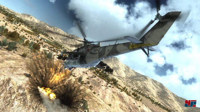 Screenshot - Air Missions: HIND (PC) 92532332