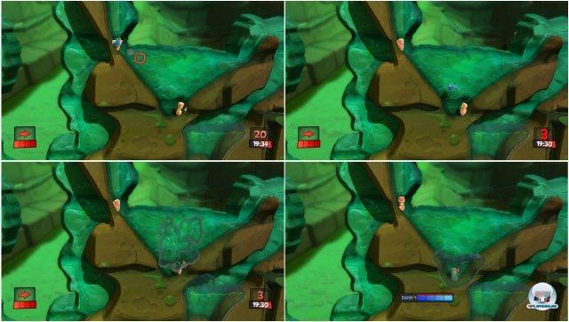 Screenshot - Worms Revolution (360)