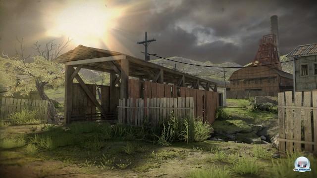 Screenshot - Resistance 3 (PlayStation3) 2245372
