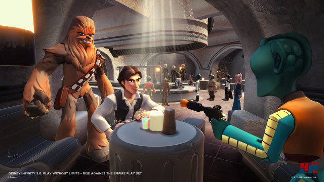 Screenshot - Disney Infinity 3.0: Play Without Limits (360) 92506061