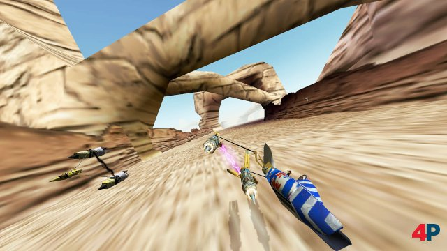 Screenshot - Star Wars: Episode 1 Racer (PS4) 92617519