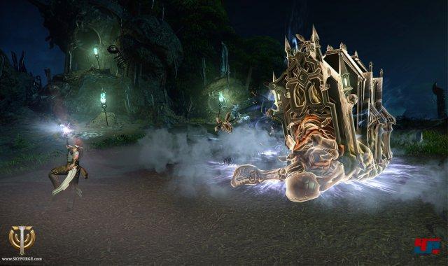 Screenshot - Skyforge (PC)