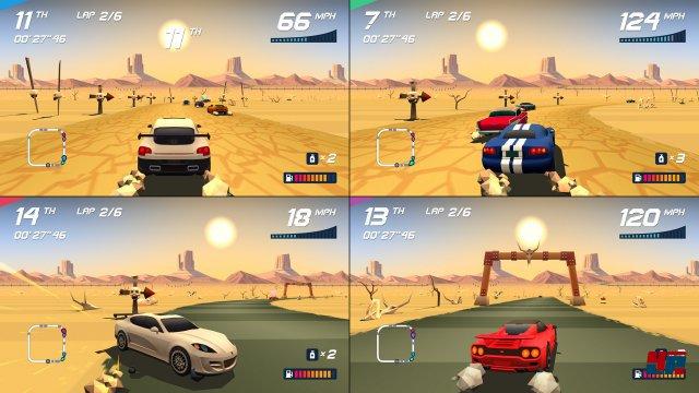 Screenshot - Horizon Chase Turbo (PC) 92563672