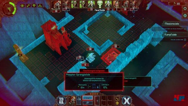 Screenshot - Warhammer 40.000: Mechanicus (Linux) 92579875