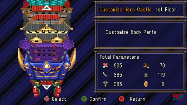 Screenshot - Half-Minute Hero: The Second Coming (PC) 92480262