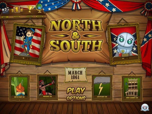 Screenshot - North & South (iPad) 2348172
