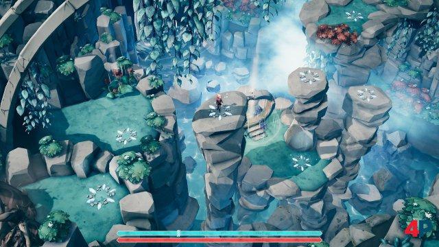 Screenshot - Nanotale - Typing Chronicles (PC)