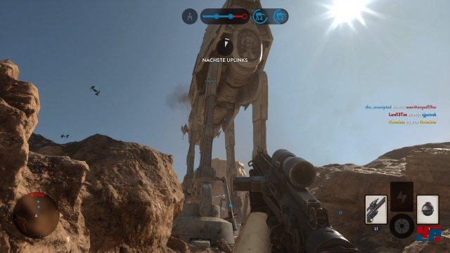 Screenshot - Star Wars Battlefront (PlayStation4) 92516864