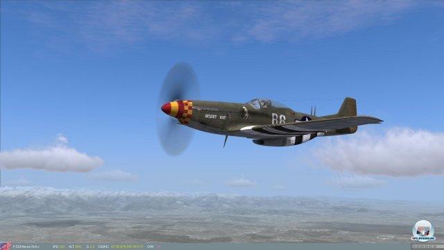 Screenshot - DCS: P-51D Mustang (PC) 92425012