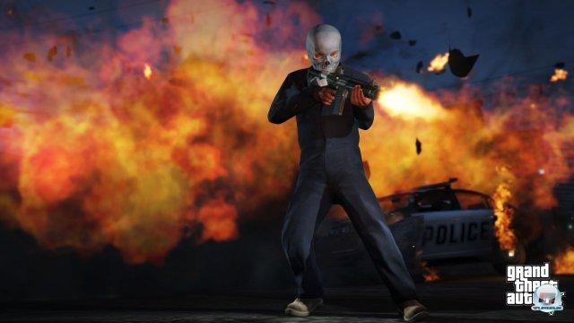 Screenshot - Grand Theft Auto 5 (360) 92460238