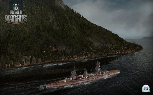 Screenshot - World of Warships (PC) 92426542