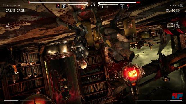 Screenshot - Mortal Kombat X (PlayStation4) 92503169