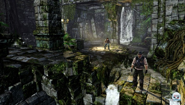 Screenshot - Uncharted: Golden Abyss (NGP) 2231519
