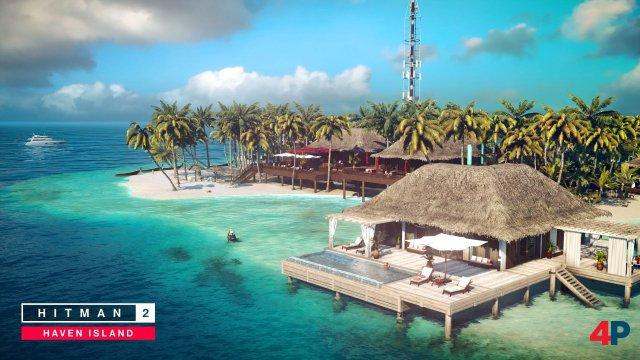 Haven Island (DLC)