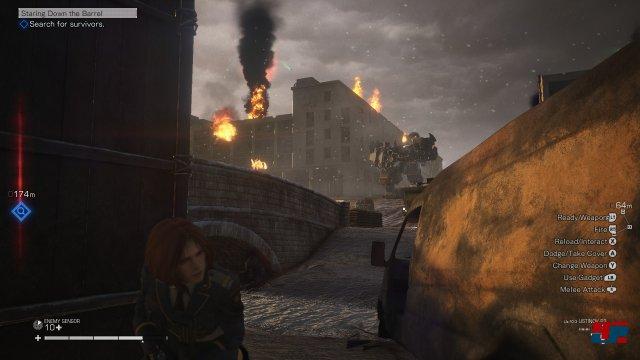 Screenshot - Left Alive (PC) 92583822
