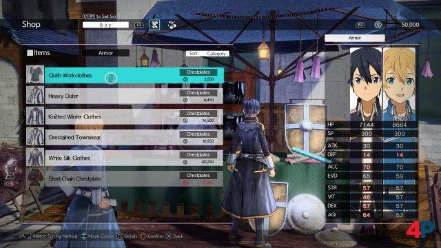 Screenshot - Sword Art Online: Alicization Lycoris (PC)