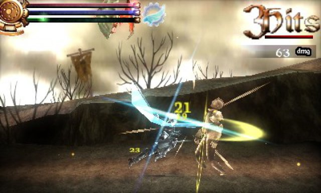 Screenshot - AeternoBlade (3DS) 92478496