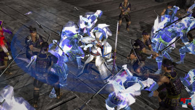 Screenshot - Samurai Warriors: Chronicles 3 (PS_Vita) 92487681