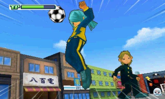 Screenshot - Inazuma Eleven 3: Kettenblitz (3DS) 92469778