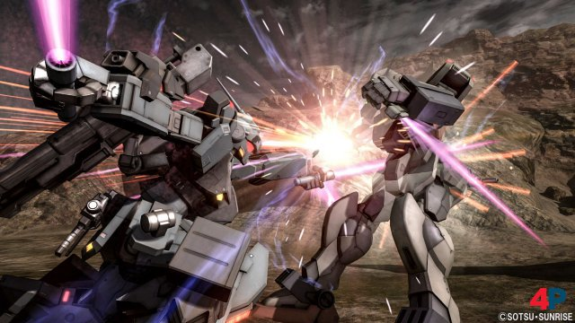 Screenshot - Mobile Suit Gundam: Battle Operation 2 (PS4)