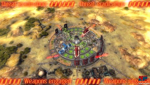 Screenshot - Aegis of Earth: Protonovus Assault (PlayStation3) 92524327