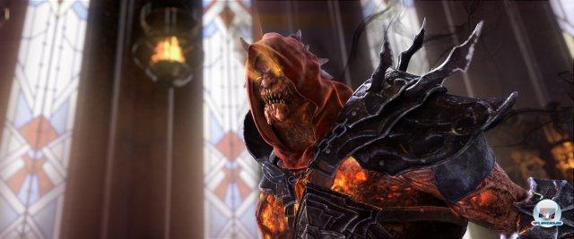 Lords of the Fallen reiht sich irgendwo zwischen Dark Souls und Darksiders ein.