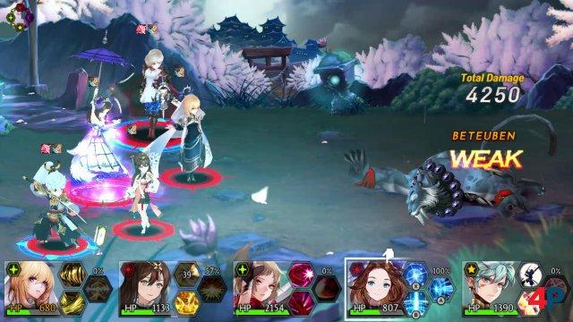 Screenshot - Seven Knights - Time Wanderer (Switch) 92629903