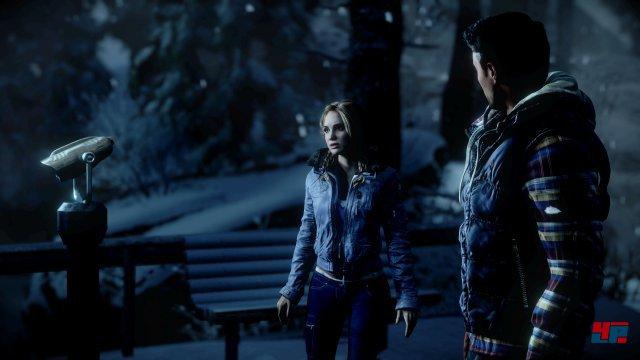 Screenshot - Until Dawn (PlayStation4) 92509813