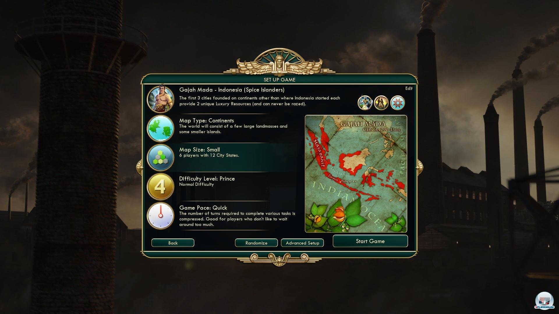 Screenshots zu Civilization 5 Brave New World Alles zum Strategie