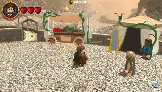 Screenshot - Lego Der Herr der Ringe (PS_Vita)